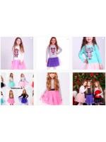 Где выгодно купить нарядные платья оптом для магазина детской одежды