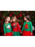 Что купить для девочки на новогодние праздники? Производитель детские нарядных платьев