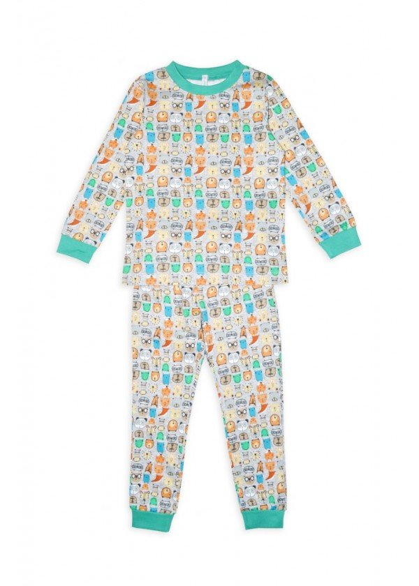 Пижама для мальчиков - В-20636W