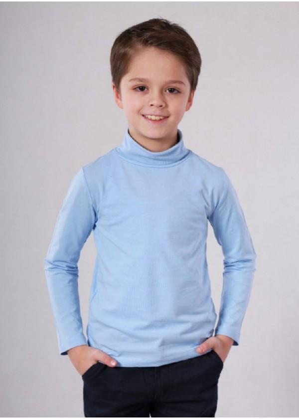 Гольф для мальчиков - В-15319W2_голубой