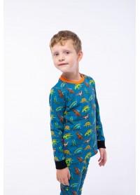Пижама для мальчиков - B-21653W