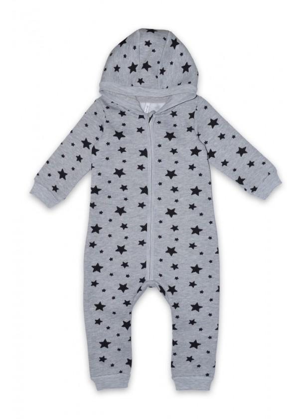 Комбінезон для малюків - К-20487W_серый
