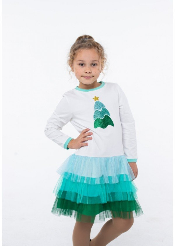 Сукня для дівчаток - G-20864W