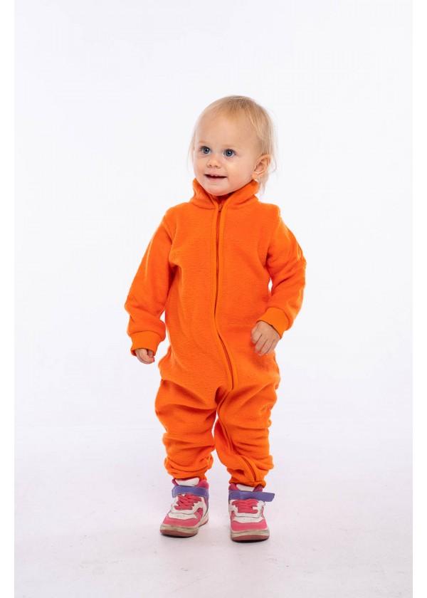 Комбинезон для малышей - К-20484W_оранжевый