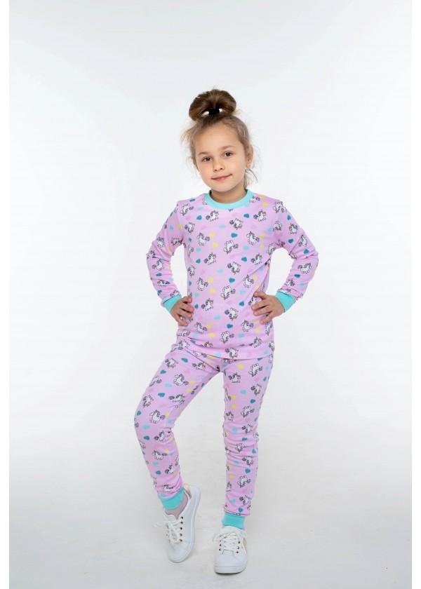 Піжама для дівчаток - G-20635W