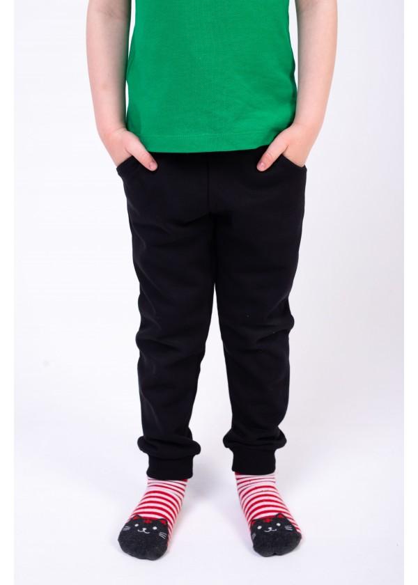 Штаны для мальчиков - B-21489W_черный