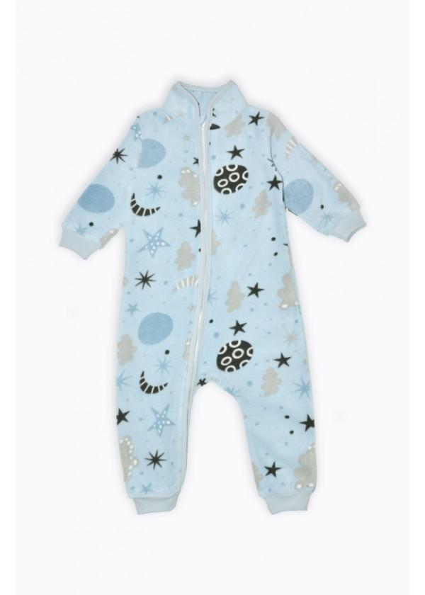 Комбинезон для малышей - К-20483W_голубой