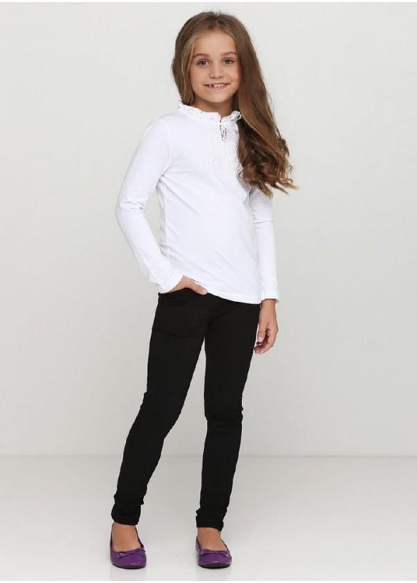 Штаны для девочек - G-18139W_черный