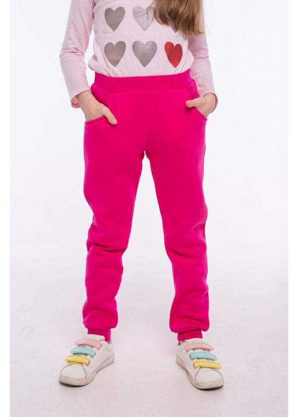 Штаны для девочек - G-21154W_малиновый