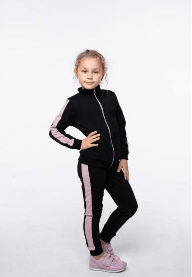 Дитячі спортивні костюми для дівчаток