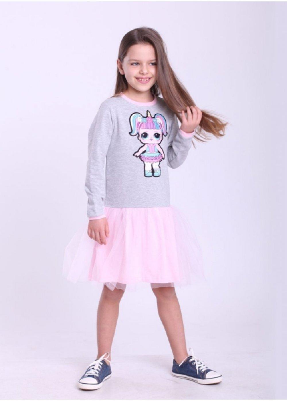 детские платья оптом от производителя Видоли